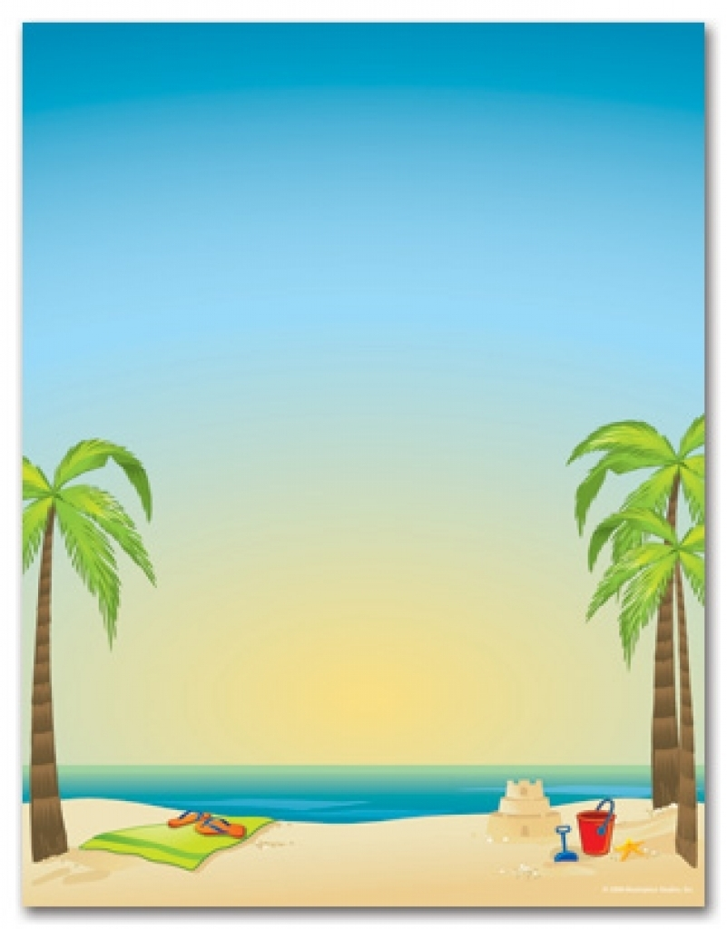 beach party invitation background wwwimgkidcom the