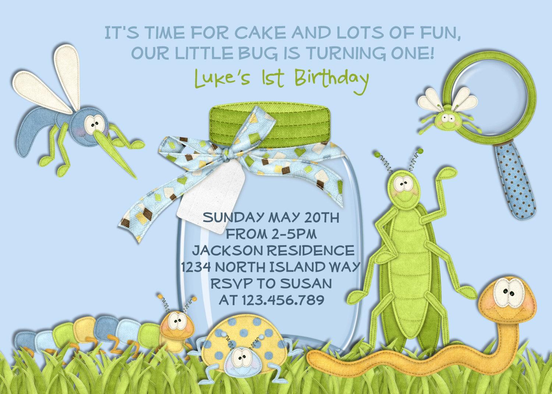 Bug Invitation