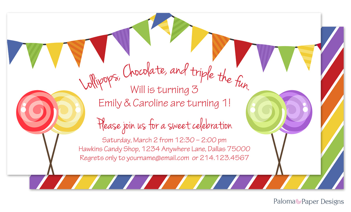 birthday party invitation gangcraft net candy themed birthday party invitations mickey mouse invitations birthday invitations