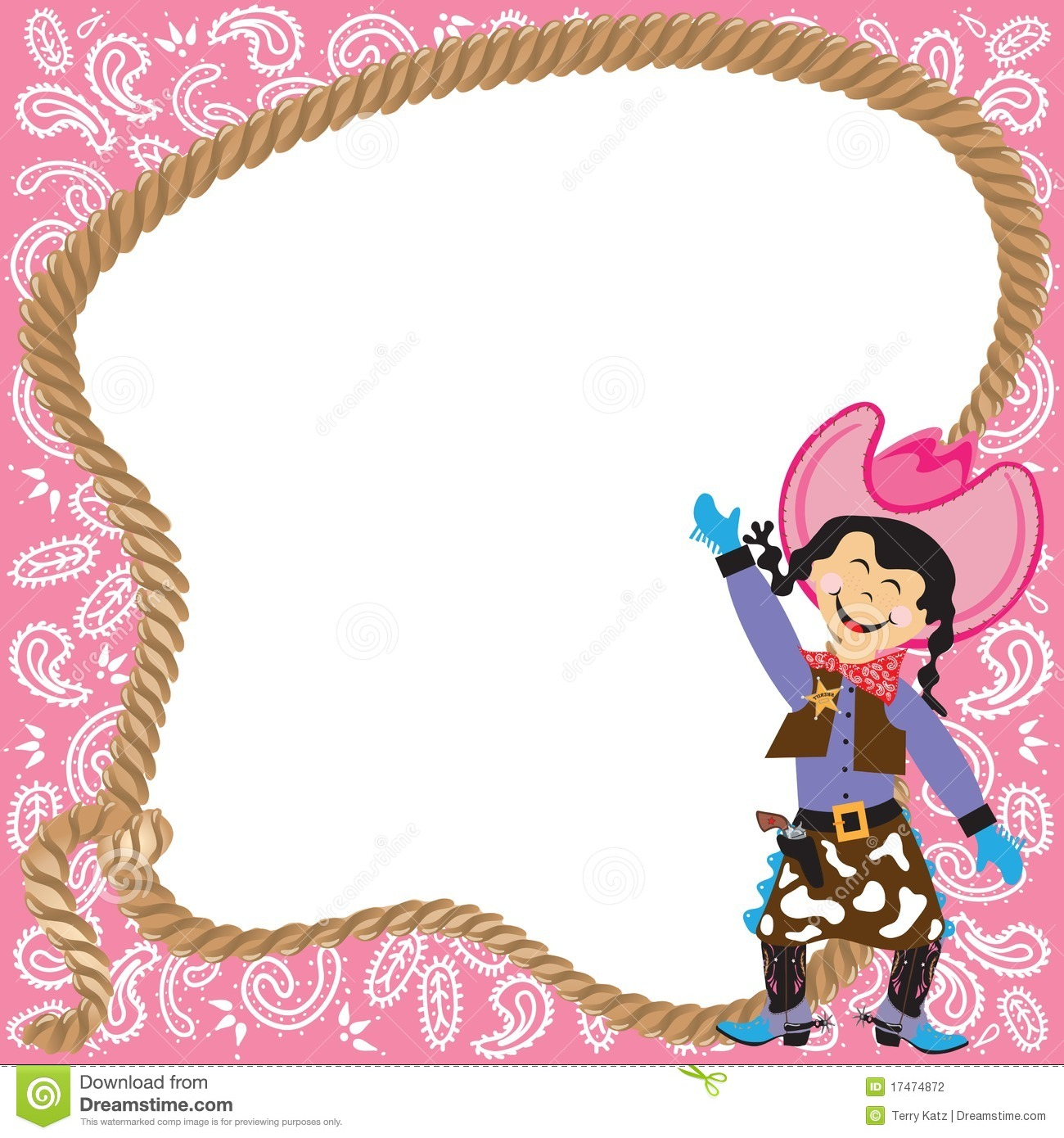 Cowgirl Birthday Party Invitation Mickey Mouse Invitations Templates – Cowgirl Party Invites
