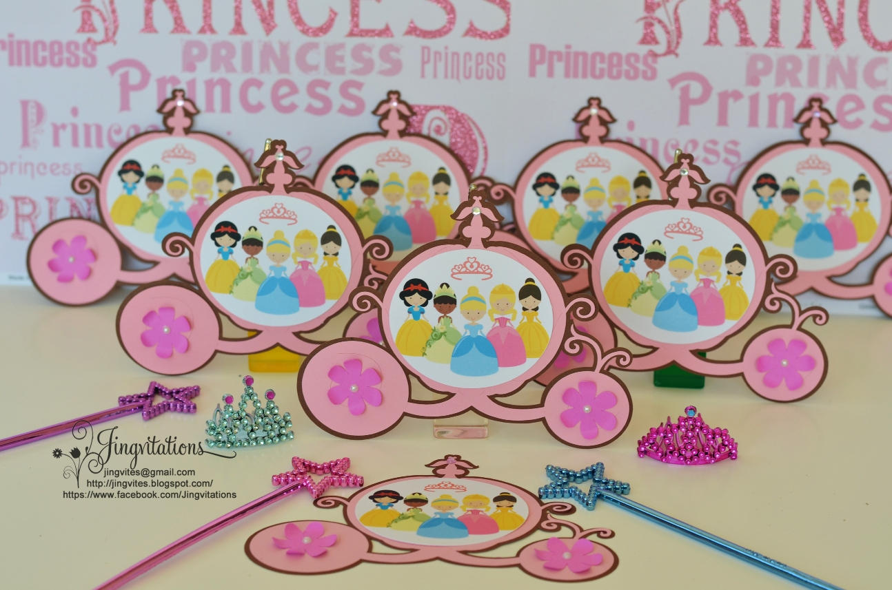 Disney Princess Party Invitations – gangcraft.net