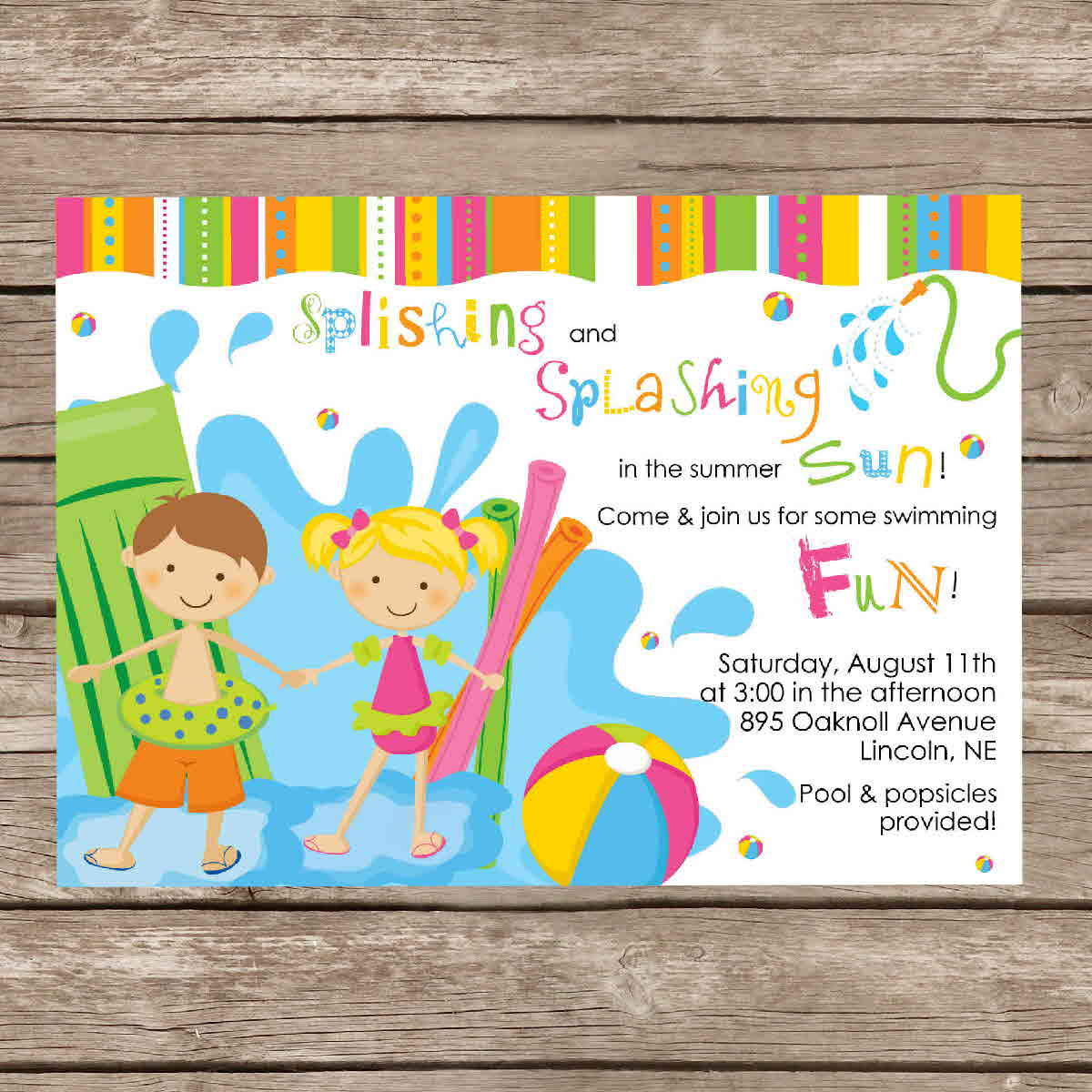 doc 7311024 printable pool party invitations for kids swimming party invitations gangcraftnet printable pool party invitations for kids
