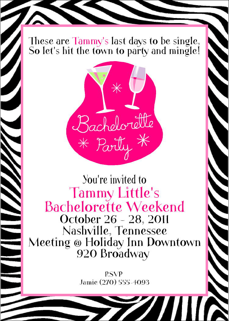 bachelorette party email invitations  mickey mouse invitations, Party invitations