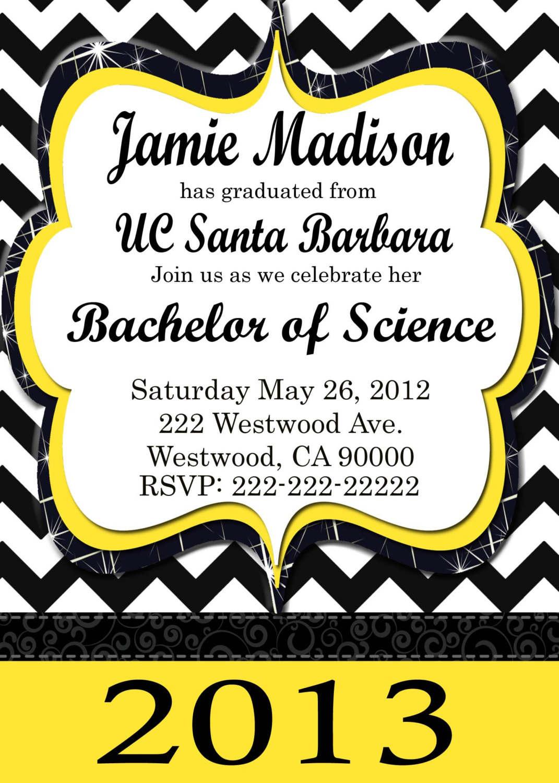 Graduation Party Invitation Maker Free