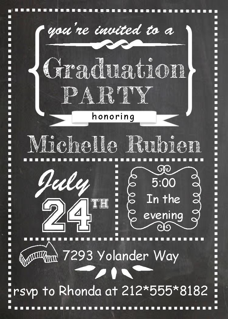 graduation party invitations free  mickey mouse invitations templates, Party invitations