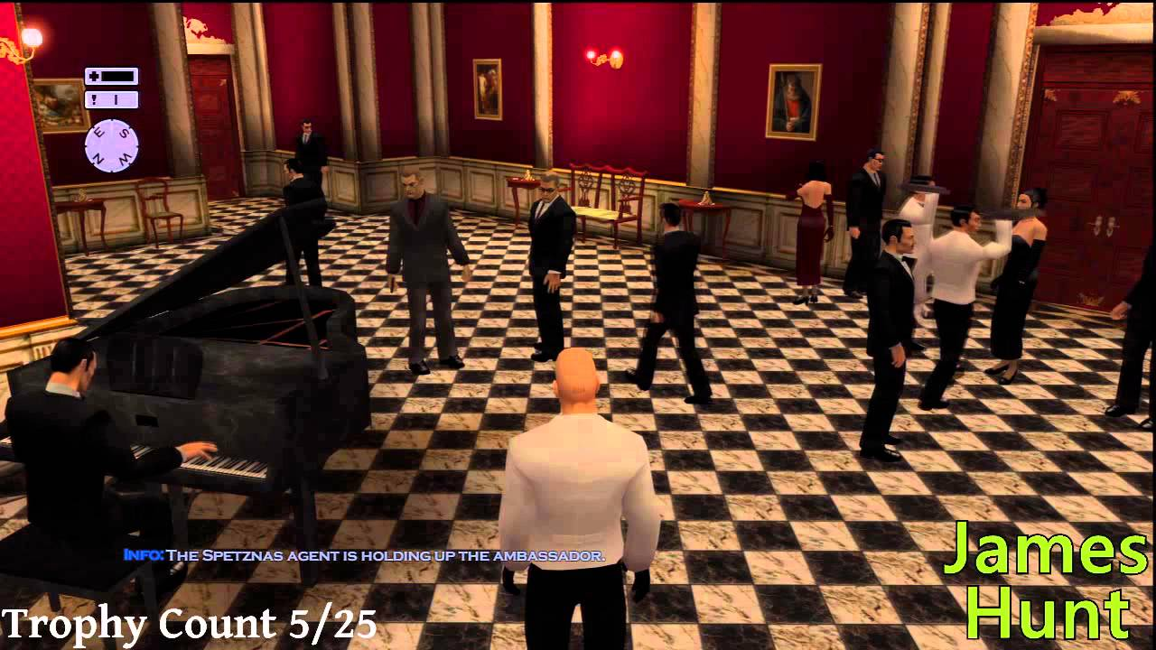 Hitman 2  Invitation To A Party