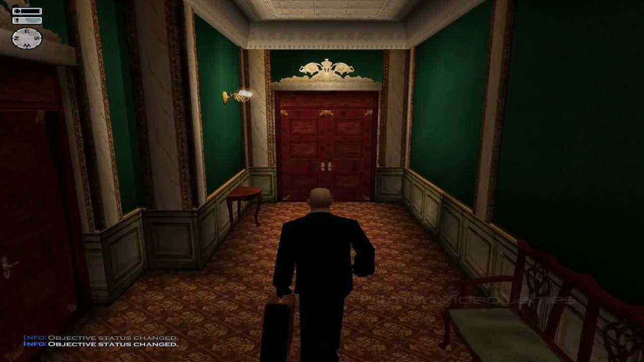 Hitman  2 Silent Assassin Mission  5