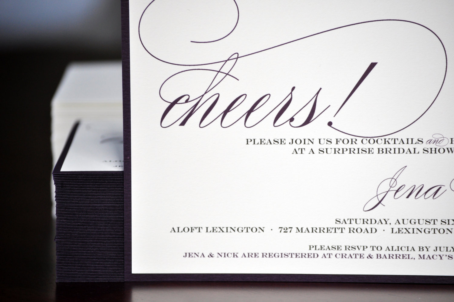 Casual Wedding Invitation Wording is amazing invitations design