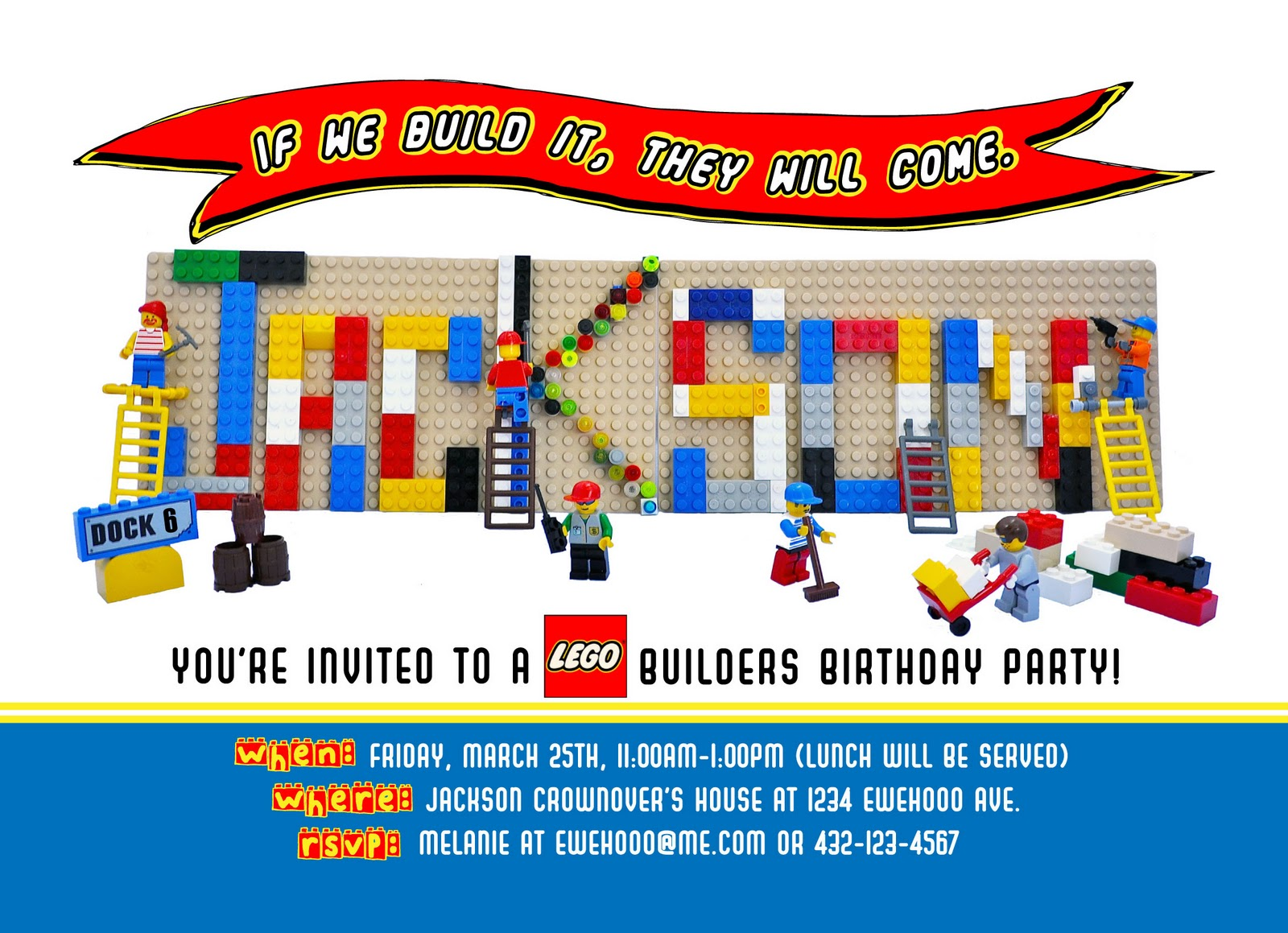 lego party invitation wording  mickey mouse invitations templates, Party invitations