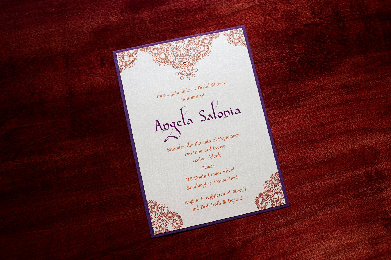 Moroccan Party Invitation Morocco By Tulaloo On Etsy