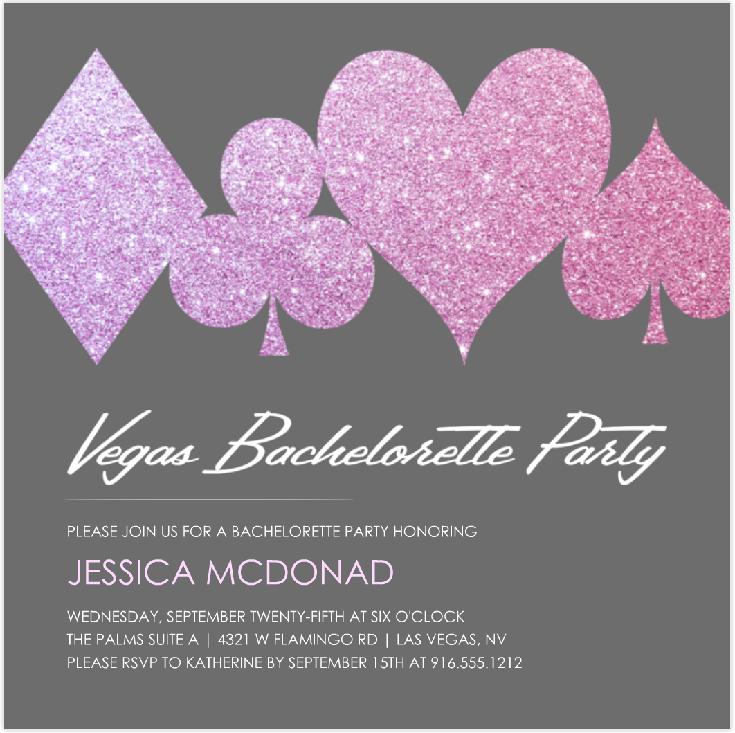 Bachelorette Party Invitations Templates Katinabags – Bachelorette Party Invitations Templates