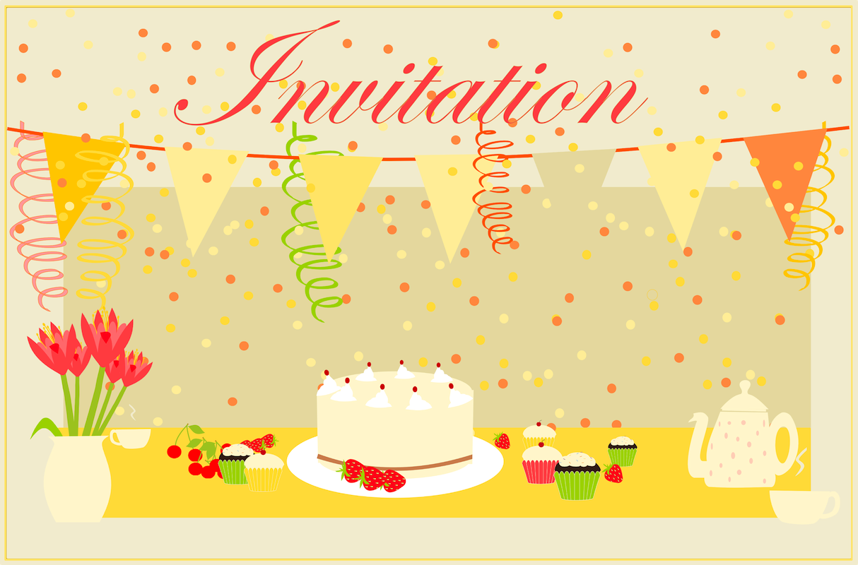 Party Invitation Cards Amazing Party Invitation Cards 60 On Card
