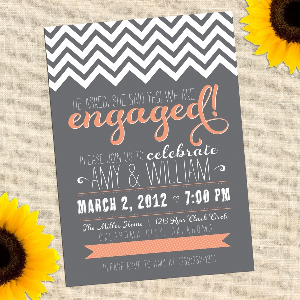 Surprise Engagement Party Invitaations 1000 Ideas About Retirement