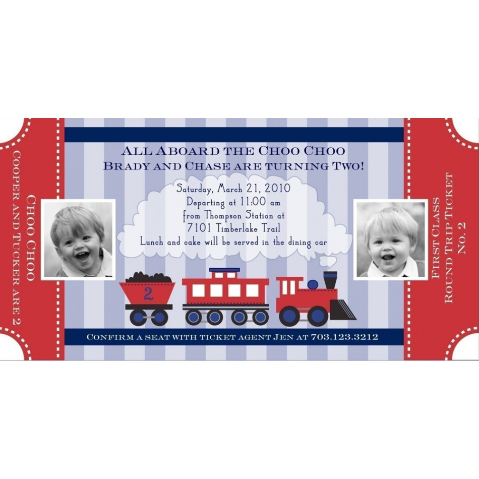 train party invitation  mickey mouse invitations templates, Party invitations