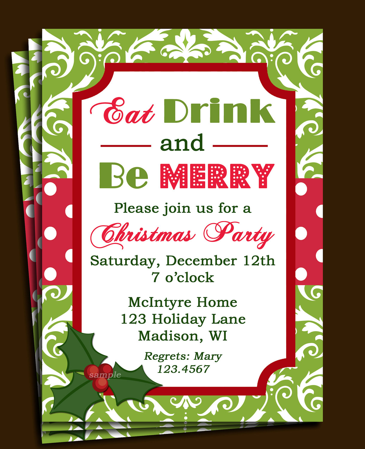 Work Christmas Party Invitations Mickey Mouse Invitations Templates – Work Christmas Party Invitation Wording