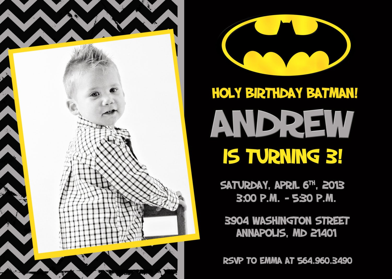 1000+ Images About Batman Party On Pinterest