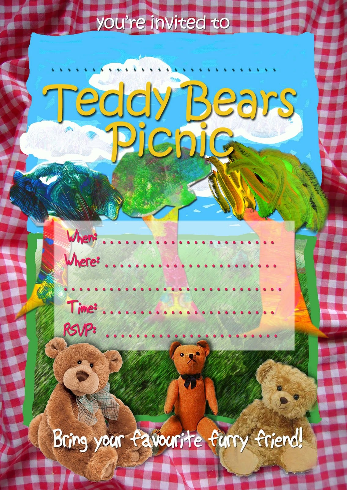 1000+ Images About Liam's Teddy Bear Picnic 1st Birthday Party On