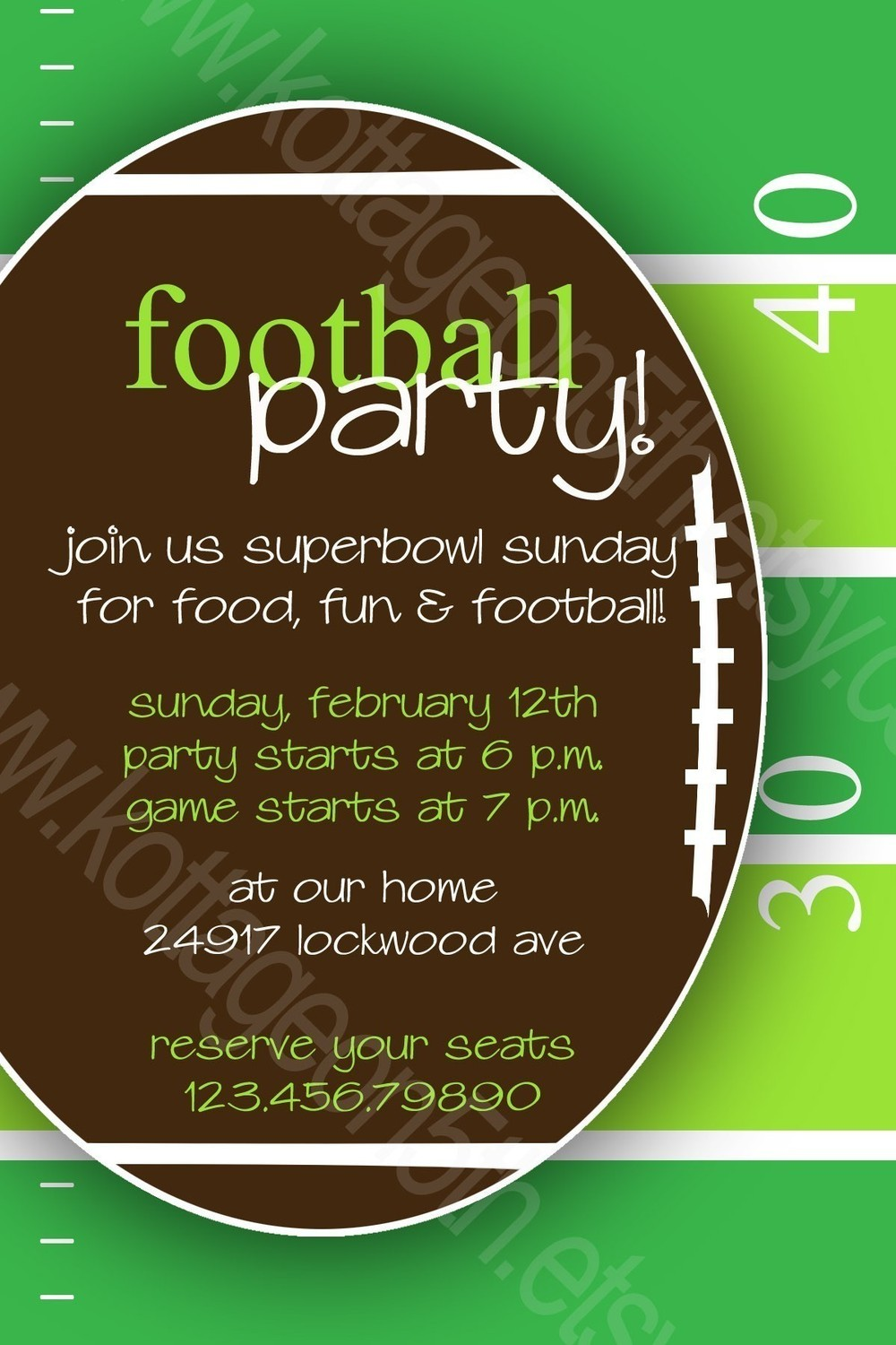 1000+ Images About Super Bowl Party! On Pinterest