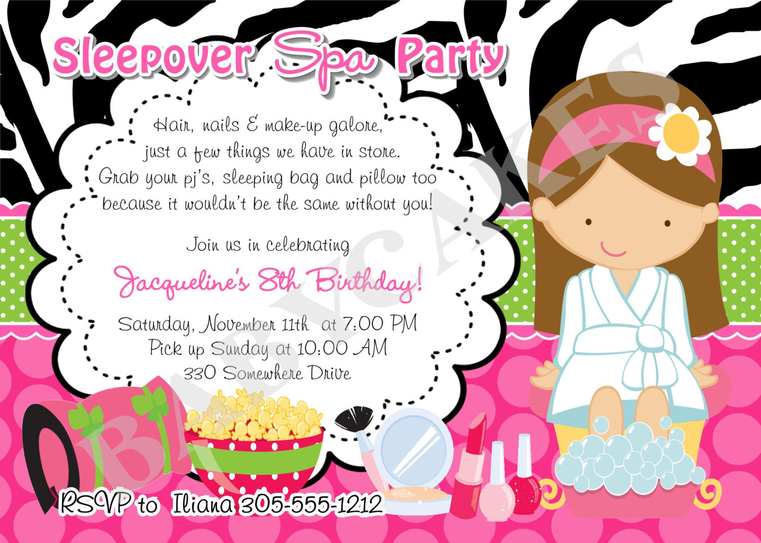 blog page of mickey mouse invitations templates printable spa birthday party invitations middot 10 best images about spa party