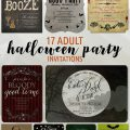 Adult Costume Party Invitations