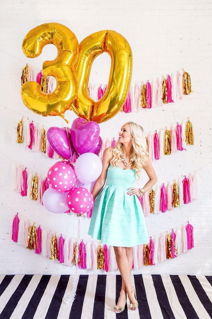 17 Best Ideas About Thirty Birthday On Pinterest