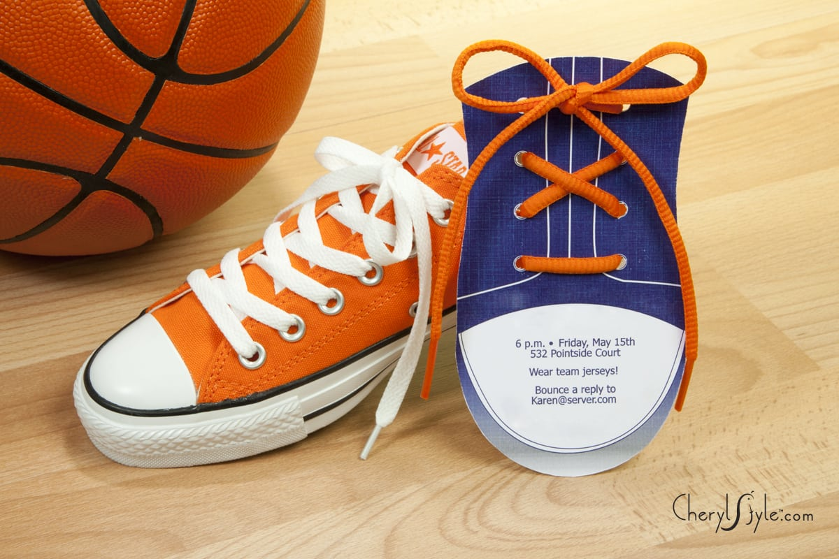 17 Best Images About Basketball Party On Pinterest