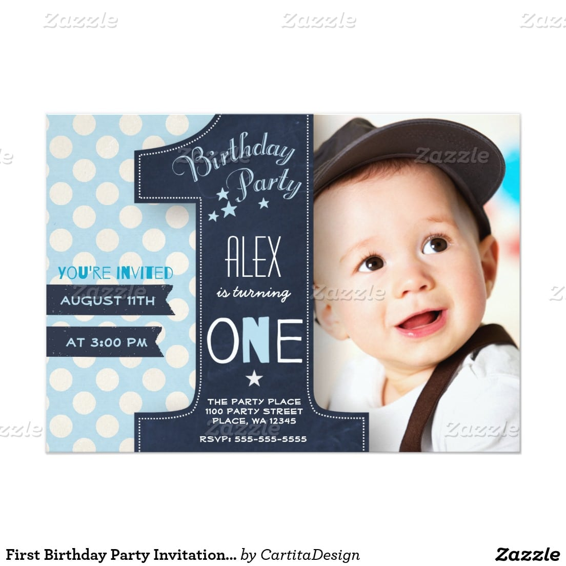 17 Best Images About Birthday Invitations On Pinterest