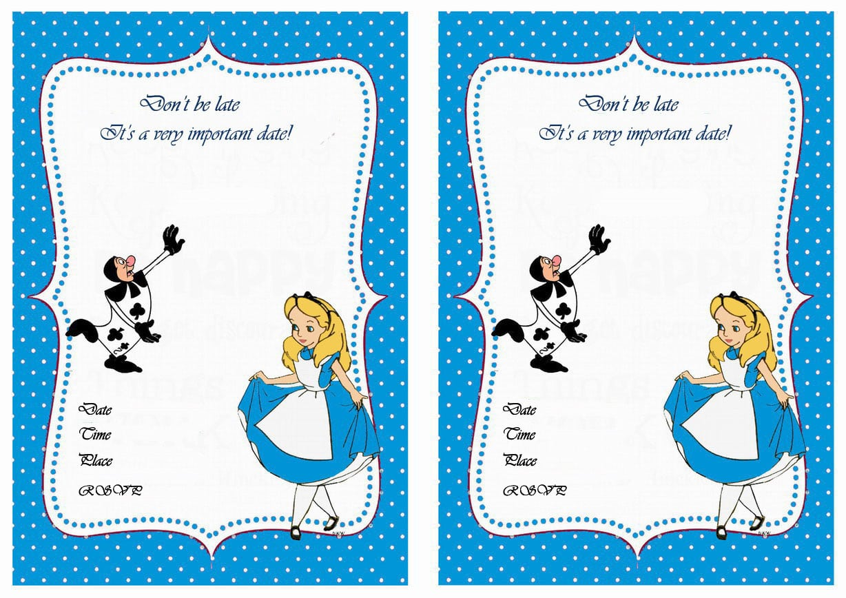 17 Best Images About Birthday Party Invitations