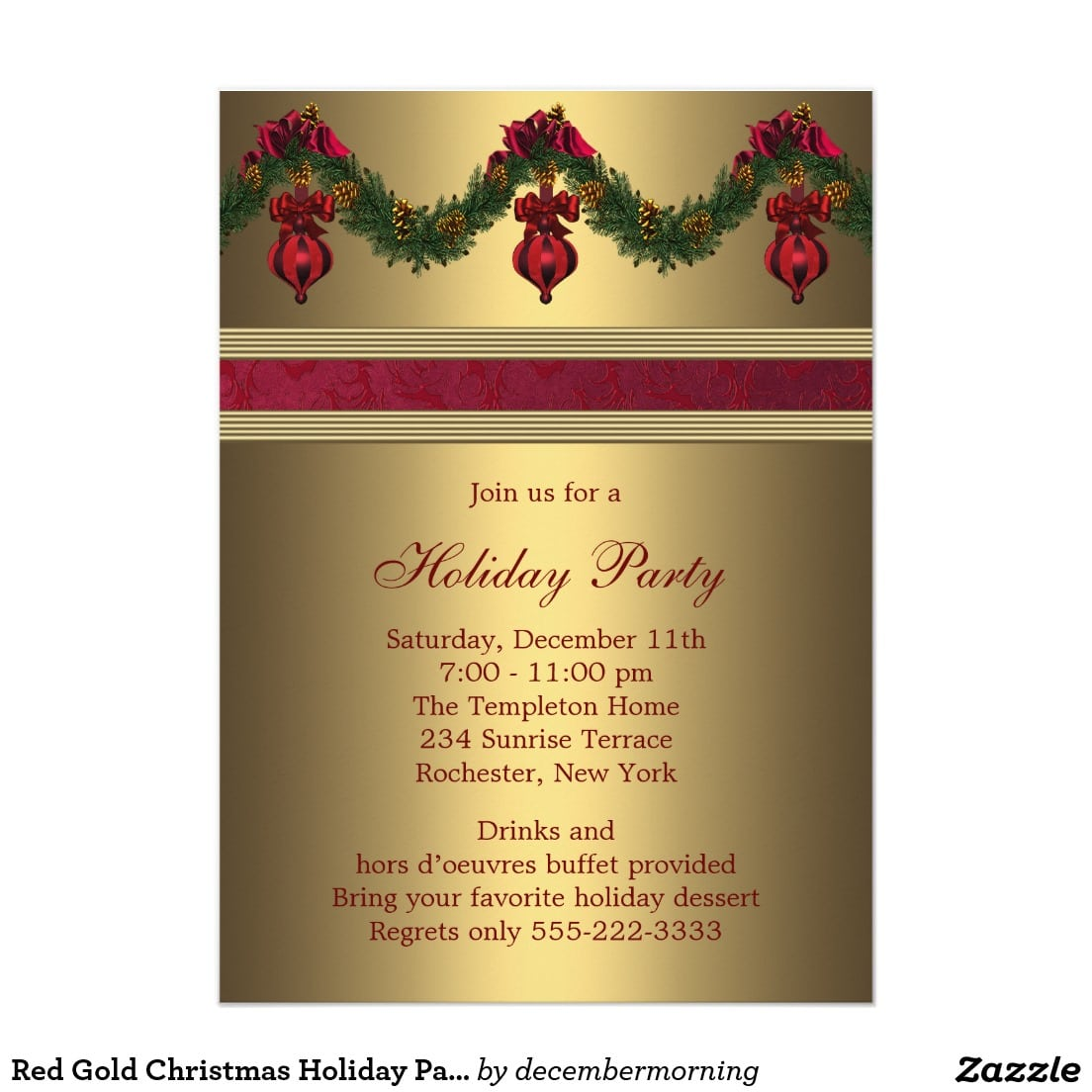 17 Best Images About Christmas Invites On Pinterest