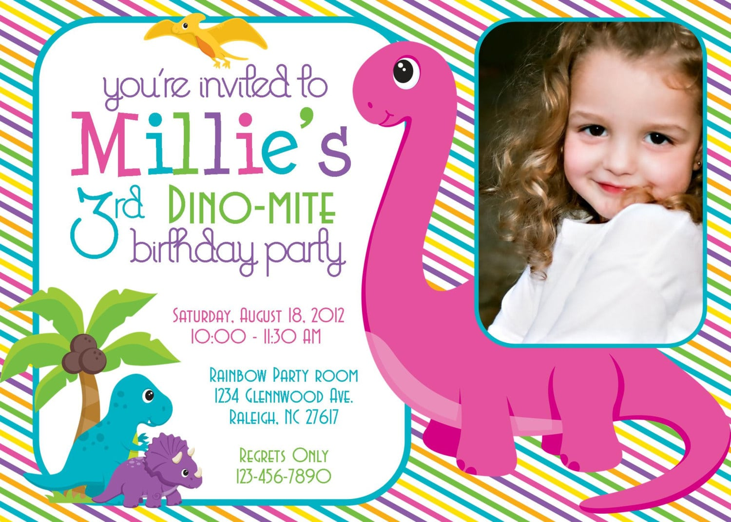 17 Best Images About Dinosaur Birthday Party On Pinterest