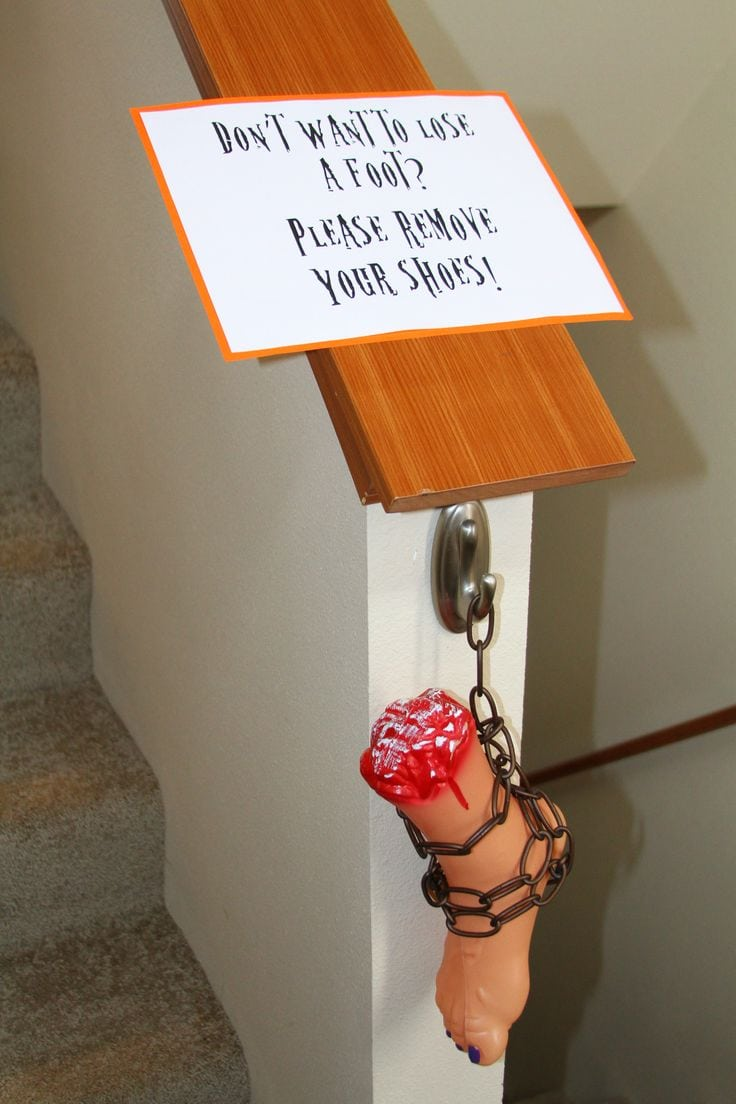 17 Best Images About Halloween Housewarming On Pinterest