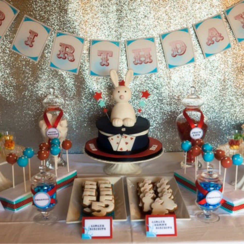 17 Best Images About Magic Show Birthday Party Ideas On Pinterest