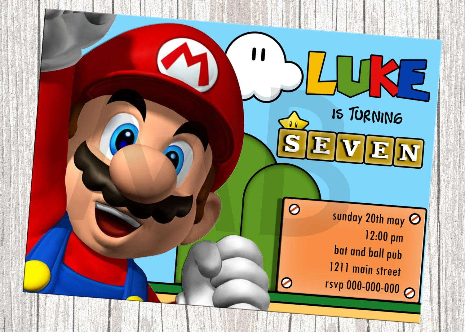 17 Best Images About Mario Bros Ideas On Pinterest