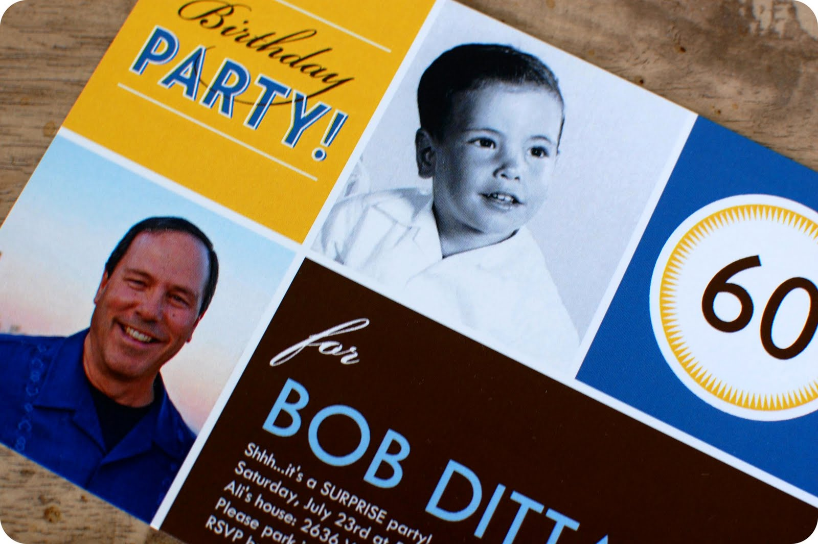78+ Images About 60th Birthday   Retirement Party On Pinterest
