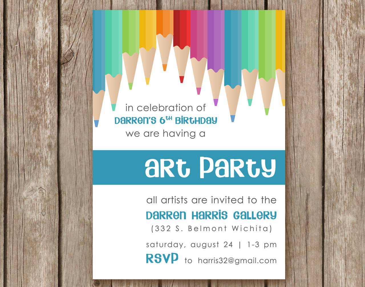 78+ Images About Birthday Party Invitations On Pinterest