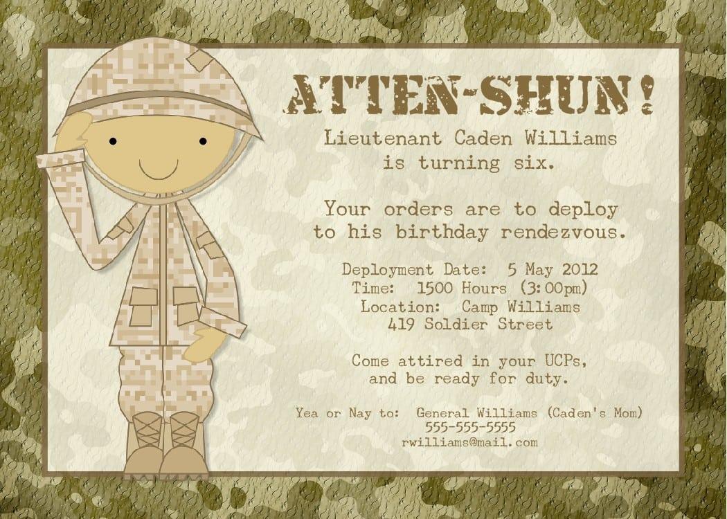 Army Wedding Invitations Wedding Invitations Diy Kits At Last