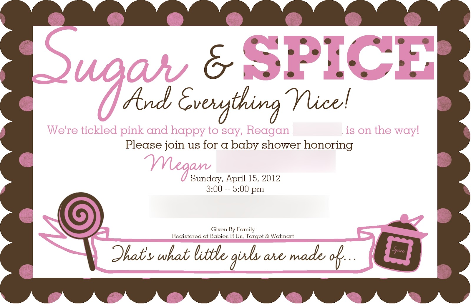 Baby Shower Diaper Party Invitation Wording
