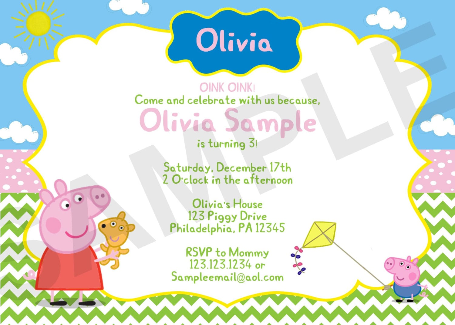 Baby Shower Invitation Templates Email  Baby Shower Invitation