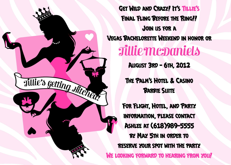 Bachelorette Party Invitation Wording: Bachelorette Party Invite Wording: Bachelorette  Party Invitation Wording ...