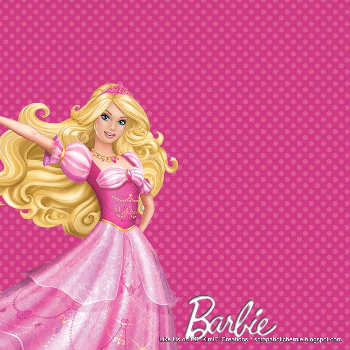 Barbie Invitation Template Blank  About Barbie Invitations On