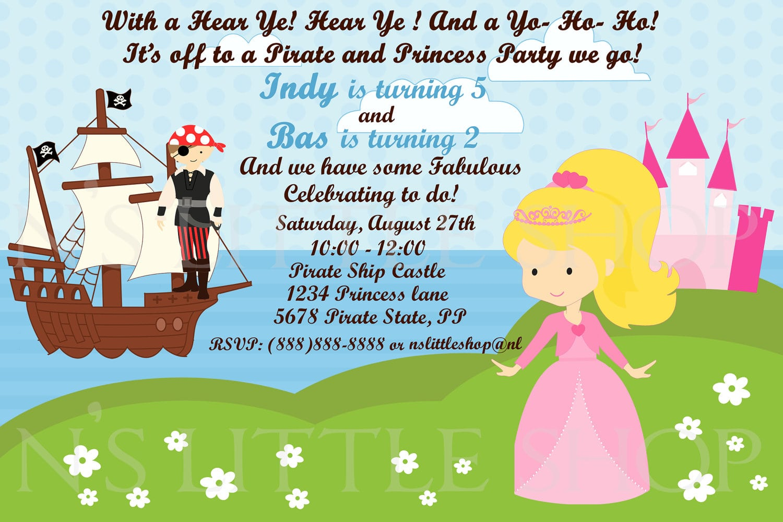 Birthday Party Invitations Message