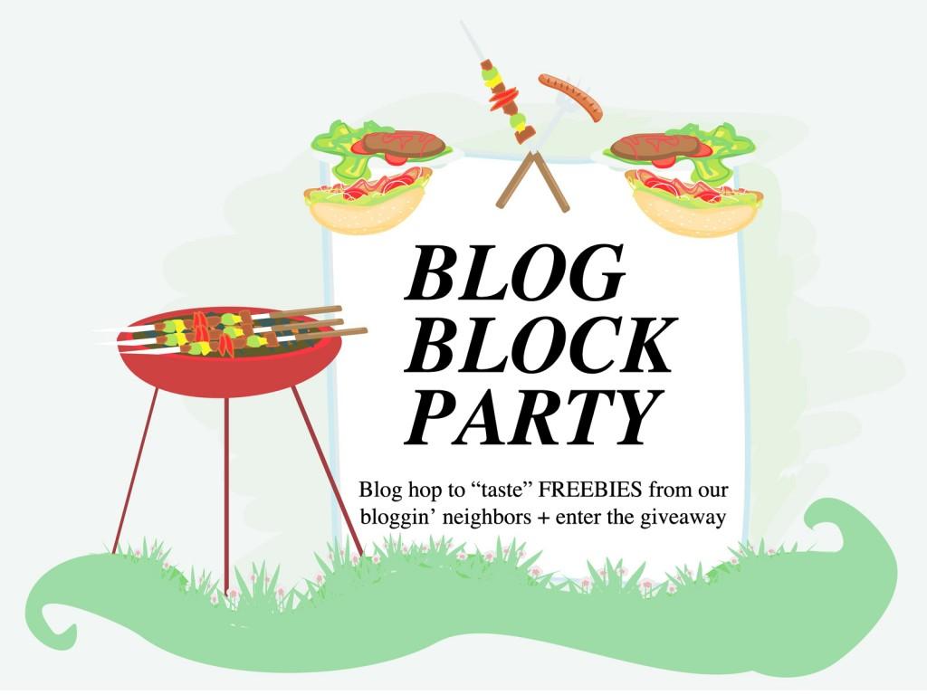 block party invite template