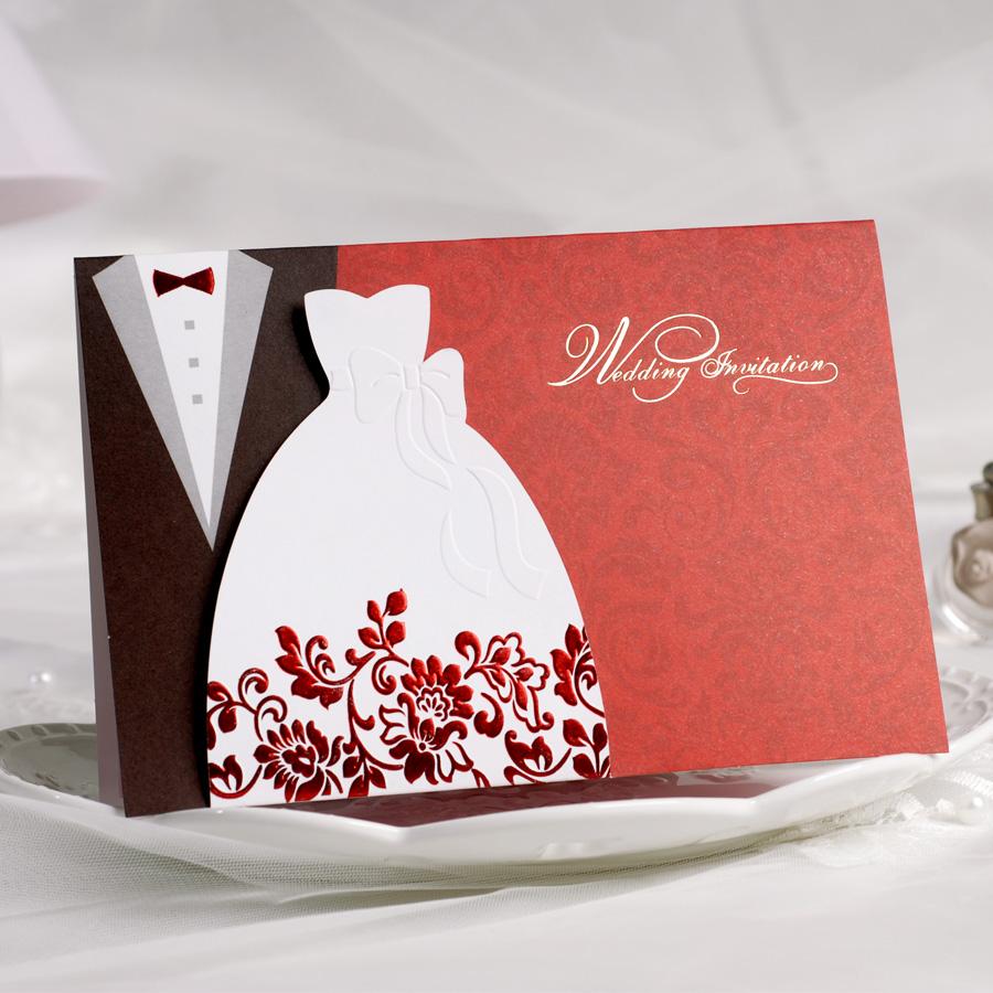 Card Invitation Ideas  Cool Fun Wedding Invitations Example Order