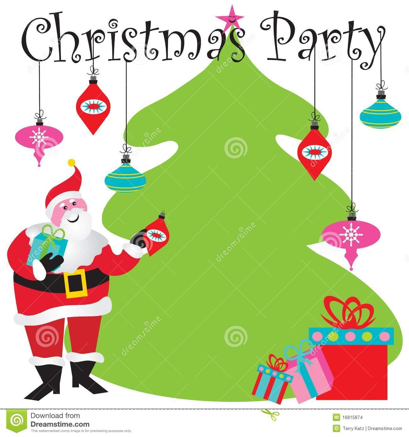 Christmas Party Invite