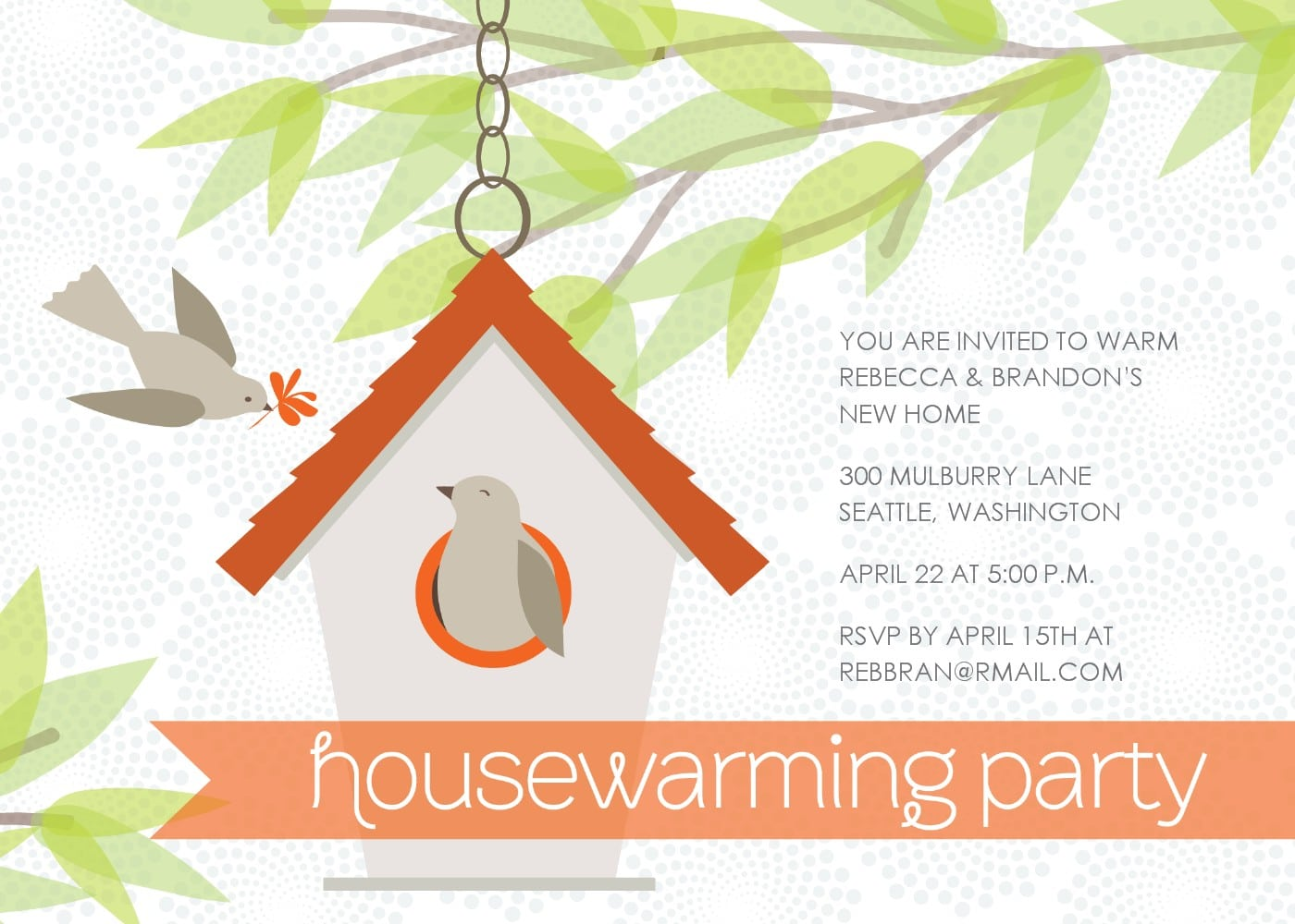 Concert Ticket Invitationsinvitation  Housewarming Invitation