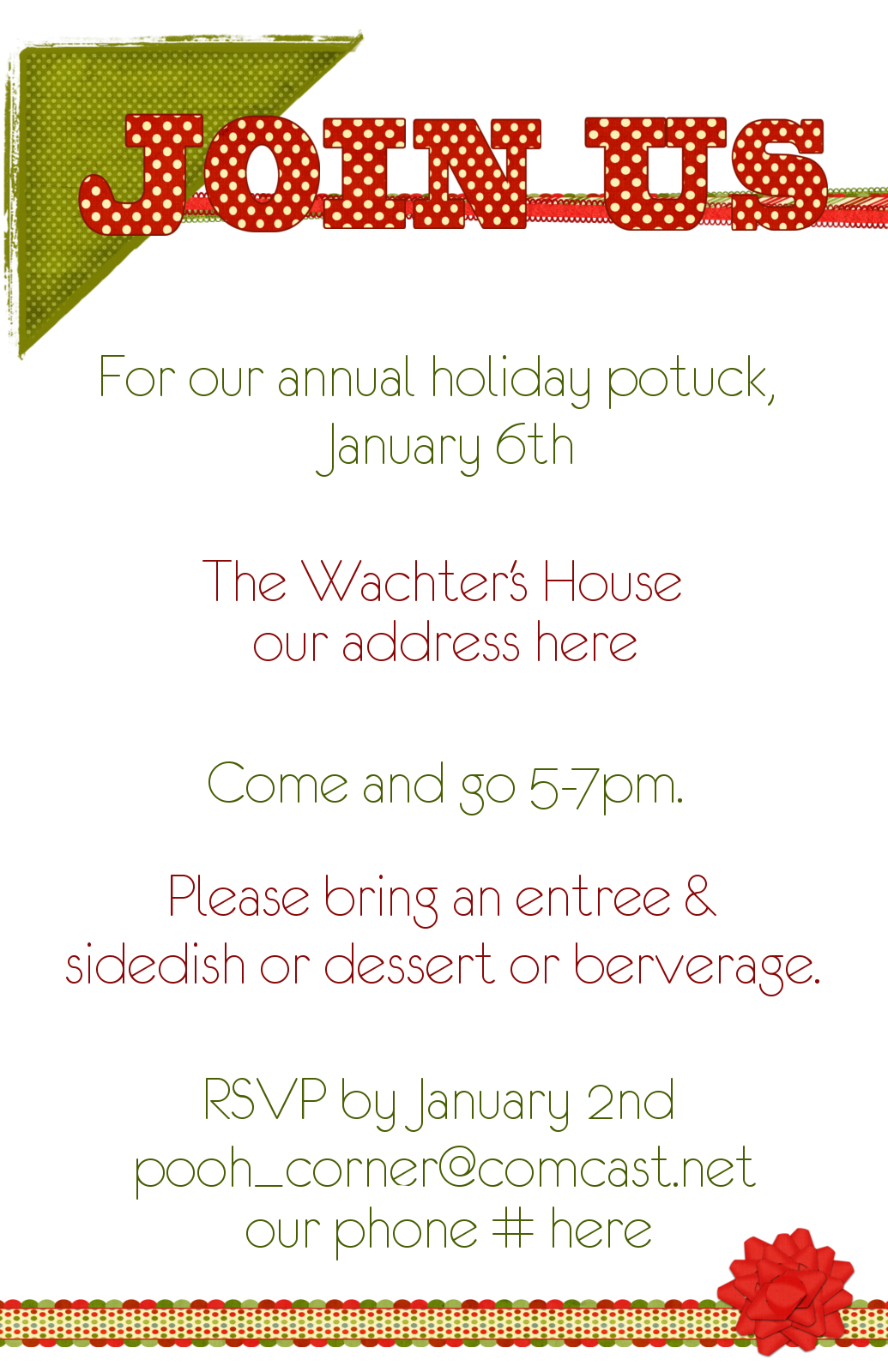 Funny Christmas Party Invitation Wording - Mickey Mouse Invitations ...