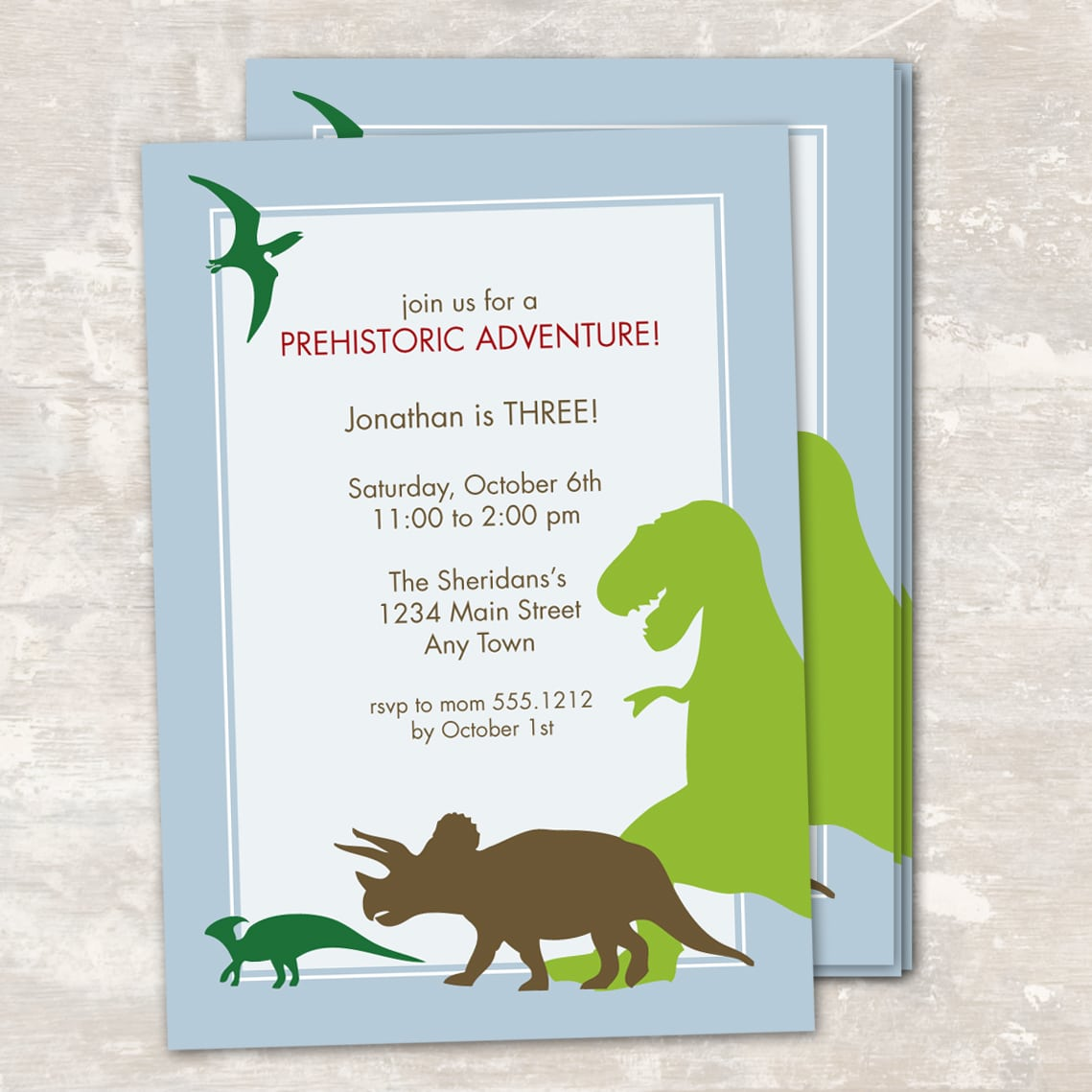 Dinosaur Party Invitations Free Printable - Mickey Mouse Invitations ...