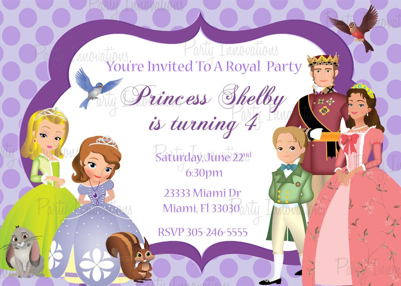 disney princess invitations free - bananaz.tk
