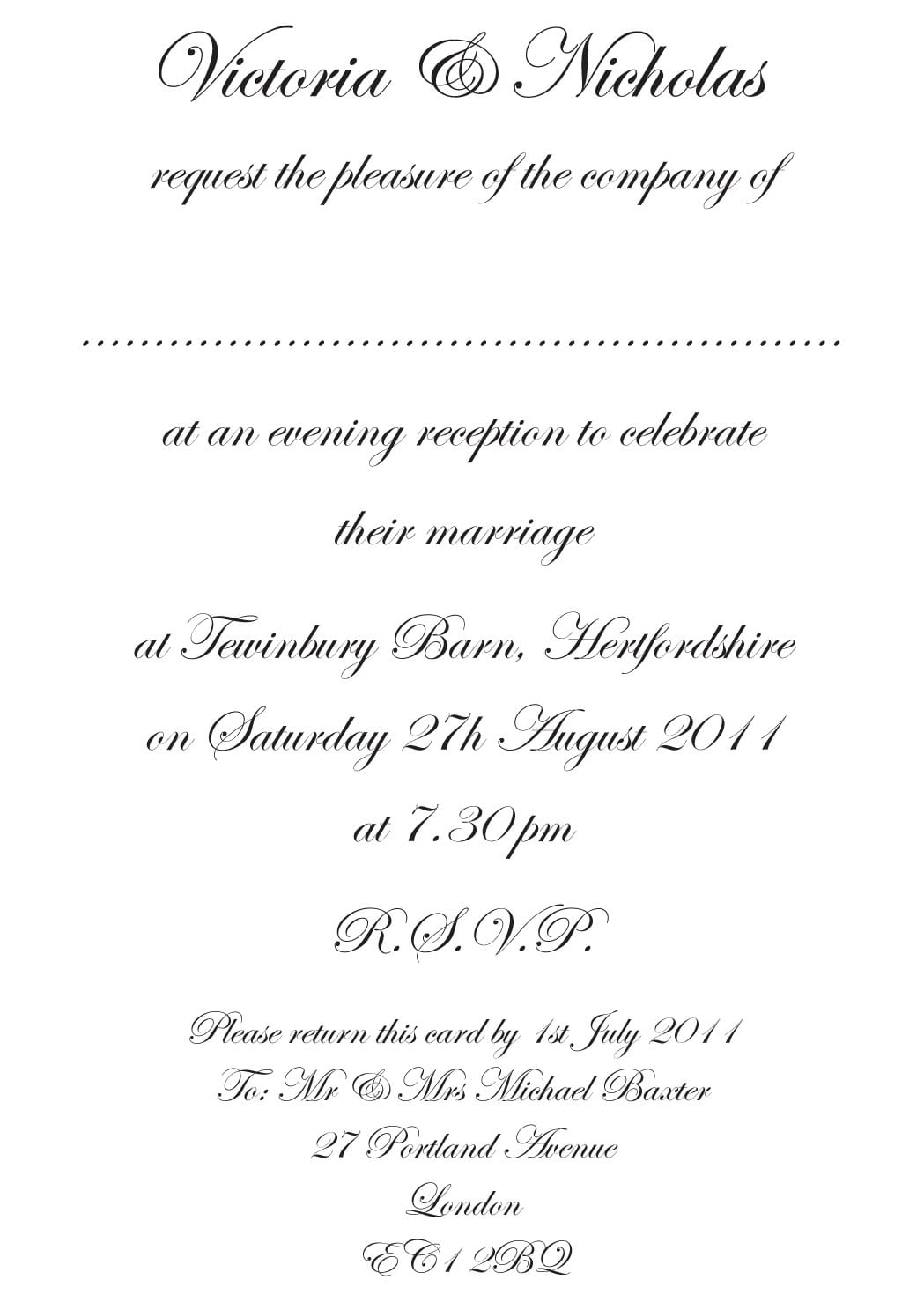 Doc  420420  Informal Party Invitation Wording – Informal Party