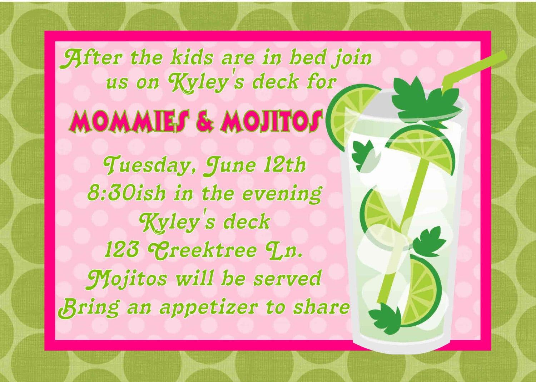 Doc  585585  Get Together Party Invitation Wording – Get Together